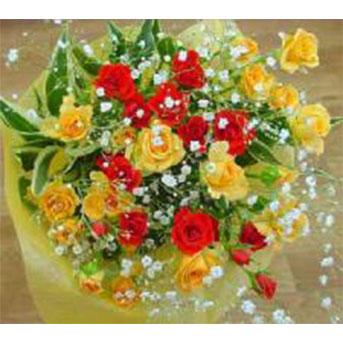 バラの花束 4000円