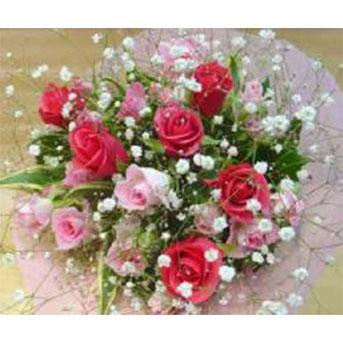 バラの花束 B-0005