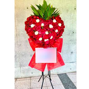 いちごのスタンド花